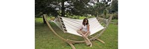 Hamak ogrodowy Havana terakota