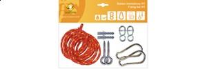 Zestaw montażowy H1 do hamaków koala/zh1-k/zh1